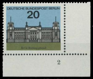 BERLIN 1964 Nr 236 postfrisch FORMNUMMER 2 9206D2