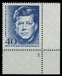 BERLIN 1964 Nr 241 postfrisch FORMNUMMER 3 9206DE