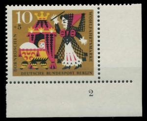 BERLIN 1964 Nr 237 postfrisch FORMNUMMER 2 920726