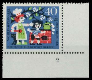 BERLIN 1964 Nr 240 postfrisch FORMNUMMER 2 920752