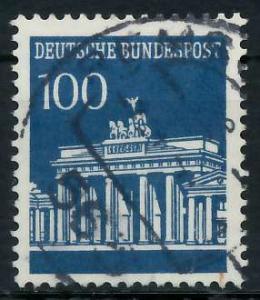 BRD DS BRANDENBURGER TOR Nr 510 gestempelt 926AE2