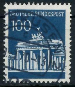 BRD DS BRANDENBURGER TOR Nr 510 gestempelt 926AEA
