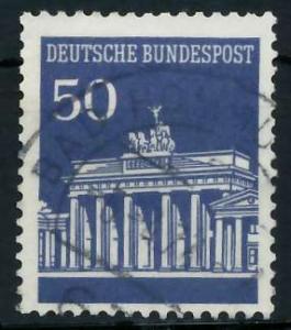 BRD DS BRANDENBURGER TOR Nr 509 gestempelt 926AEE