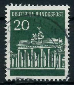 BRD DS BRANDENBURGER TOR Nr 507 gestempelt 926AF6