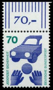 BRD DS UNFALLVERHÜTUNG Nr 773A postfrisch ORA 926B26