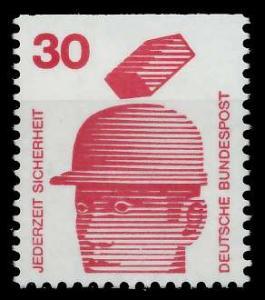 BRD DS UNFALLVERHÜTUNG Nr 698C postfrisch 926CF2