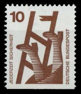 BRD DS UNFALLVERHÜTUNG Nr 695D postfrisch 926CFA