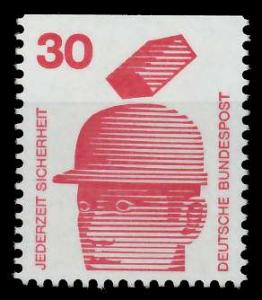 BRD DS UNFALLVERHÜTUNG Nr 698C postfrisch 926D06