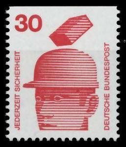 BRD DS UNFALLVERHÜTUNG Nr 698C postfrisch 926D0A