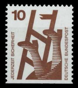 BRD DS UNFALLVERHÜTUNG Nr 695D postfrisch 926D12