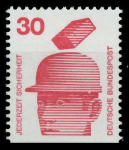 BRD DS UNFALLVERHÜTUNG Nr 698D postfrisch 926D32