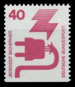 BRD DS UNFALLVERHÜTUNG Nr 699D postfrisch 926D36