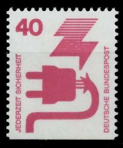 BRD DS UNFALLVERHÜTUNG Nr 699D postfrisch 926D3E