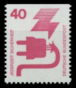 BRD DS UNFALLVERHÜTUNG Nr 699C postfrisch 926D42