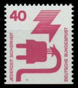 BRD DS UNFALLVERHÜTUNG Nr 699D postfrisch 926D46