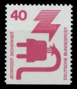 BRD DS UNFALLVERHÜTUNG Nr 699D postfrisch 926D4A