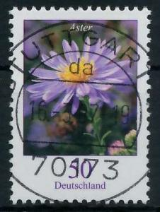 BRD DS BLUMEN Nr 2463 gestempelt 92FBEE