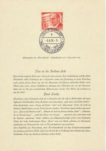 BERLIN Nr 156 ETB11 BELEG ETB 92FCEA