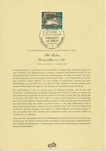 BERLIN Nr 229 BELEG ETB 92FE22