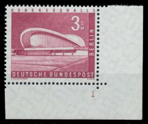 BERLIN DS BAUTEN 2 Nr 154v postfrisch FORMNUMMER 1 92FE36