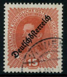 ÖSTERREICH 1918 Nr 233 gestempelt 7C2376