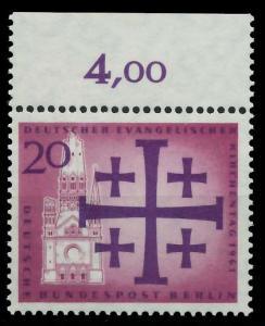 BERLIN 1961 Nr 216 postfrisch ORA 936782