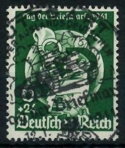 DEUTSCHES REICH 1941 Nr 762 zentrisch gestempelt 939F7E