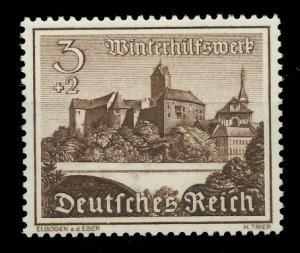 DEUTSCHES REICH 1939 Nr 730 postfrisch 93A03E