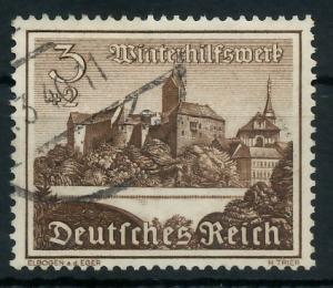 DEUTSCHES REICH 1939 Nr 730 gestempelt 93A03A
