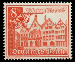 DEUTSCHES REICH 1939 Nr 734 postfrisch 93A046