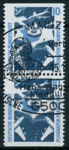 BRD ZUSAMMENDRUCK Nr 1347Cu+1347Du gestempelt SENKR PAAR 93A4F2