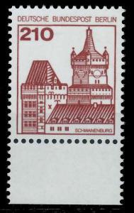 BERLIN DS BURGEN U. SCHLÖSSER Nr 589 postfrisch URA S9A430E