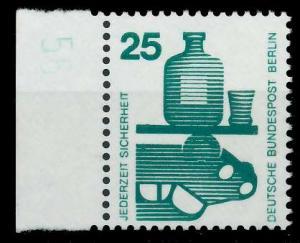BERLIN DS UNFALLV Nr 405 postfrisch SRA 94105A