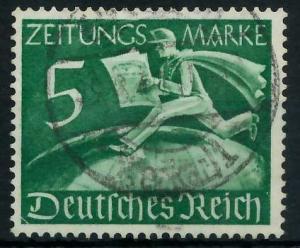 DEUTSCHES REICH 1939 Nr Z738 gestempelt 94112A
