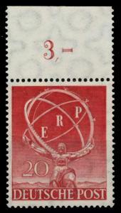 BERLIN 1950 Nr 71 postfrisch ORA 6C388A