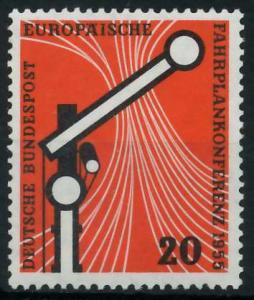 BRD 1955 Nr 219 postfrisch 9739F2