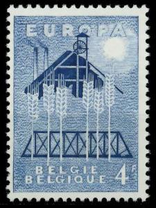 BELGIEN 1957 Nr 1071 postfrisch 97D50E