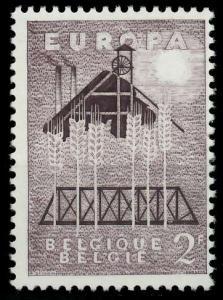 BELGIEN 1957 Nr 1070 postfrisch 97D51A
