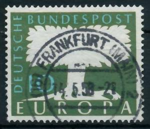BRD 1957 Nr 268 gestempelt 97D54A