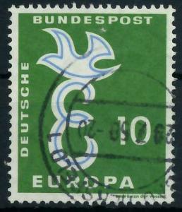 BRD 1958 Nr 295 gestempelt 97D6C6