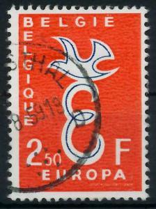 BELGIEN 1958 Nr 1117 gestempelt 982676