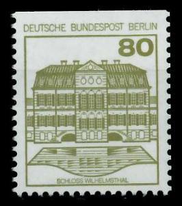 BERLIN DS BURGEN U. SCHLÖSSER Nr 674C postfrisch 99D96E