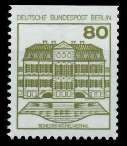 BERLIN DS BURGEN U. SCHLÖSSER Nr 674C postfrisch 99D972