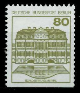BERLIN DS BURGEN U. SCHLÖSSER Nr 674D postfrisch 99D976