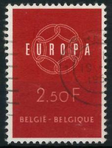 BELGIEN 1959 Nr 1164 gestempelt 9A2ACE