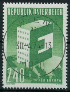 ÖSTERREICH 1959 Nr 1059 zentrisch gestempelt 9A2BCE
