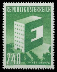 ÖSTERREICH 1959 Nr 1059 postfrisch SA17C26