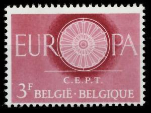 BELGIEN 1960 Nr 1209 postfrisch 9A2C1A