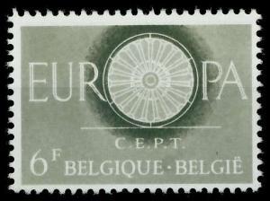 BELGIEN 1960 Nr 1210 postfrisch 9A2C3A