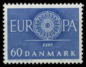 DÄNEMARK 1951-1960 Nr 386 postfrisch 9A2C46